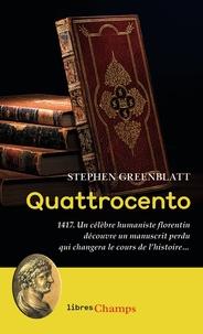 Stephen Greenblatt - Quattrocento.