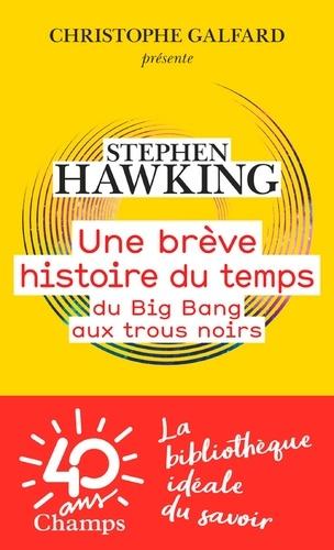 Une brève histoire du temps - Stephen Hawking - Format PDF - 9782081419407 - 5,99 €