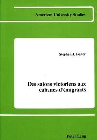 Stephen j. Foster - Des salons victoriens aux cabanes d'émigrants- - Il y a cent ans Erckmann-Chatrian.