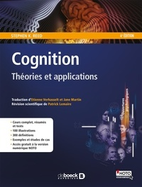 Stephen K. Reed - Cognition - Théories et applications.
