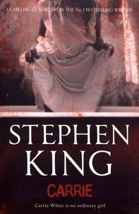 Stephen King - Carrie.