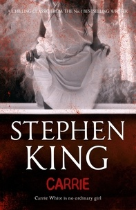Stephen King - Carrie.