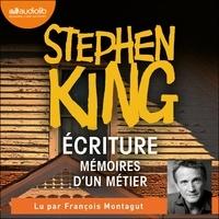 Stephen King et François Montagut - Écriture - Mémoire d'un métier.