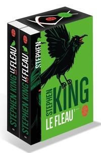 Stephen King - Le fléau - Coffret en 2 volumes : Tomes 1 et 2.