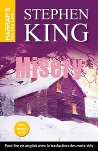 Téléchargement gratuit de livres audio pdf Misery par Stephen King PDF PDB ePub