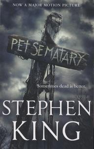 Stephen King - Pet Sematary.