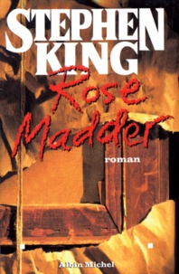 Ebook téléchargeable au format pdf Rose Madder par Stephen King 9782226084637  (French Edition)