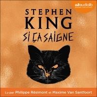Stephen King - Si ça saigne.