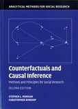 Stephen L. Morgan et Christopher Winship - Counterfactuals and Causal Inference - Methods and Principles for Social Research.