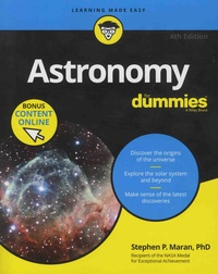 Cjtaboo.be Astronomy for Dummies Image