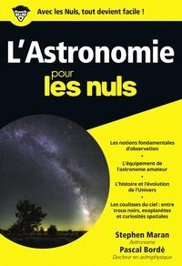 Stephen Maran - L'astronomie pour les nuls.