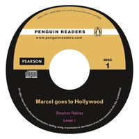 Stephen Rabley - Marcel Goes to Hollywood Book/CD Pack: Level 1.
