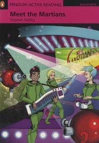 Stephen Rabley - Meet the Martians - Easystarts. 1 CD audio