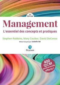 Stephen Robbins et Mary Coulter - Management - L'essentiel des concepts et pratiques.