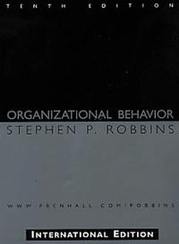 Organizational behavior - 10th edition.pdf