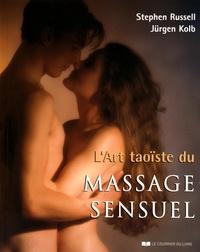 L'art taoïste du massage sensuel - Stephen Russell |