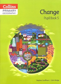 Deedr.fr Primary Geography - Pupil Book 5 Change Image