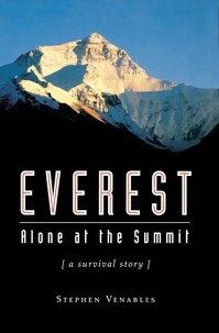 Stephen Venables - Everest - Alone at the Summit.