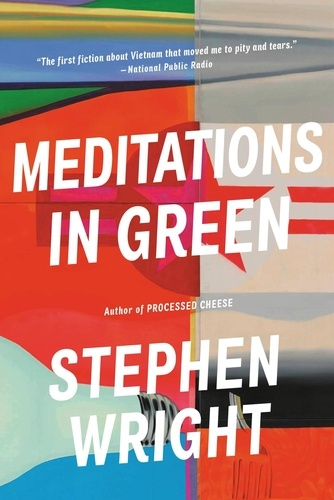 Stephen Wright - Meditations in Green.