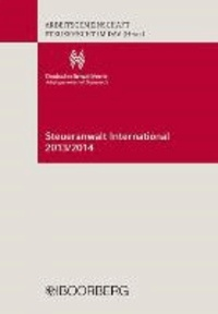 Steueranwalt International 2013/2014.