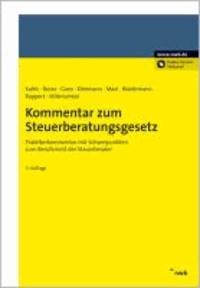 Steuerberatungsgesetz - Praktikerkommentar mit Schwerpunkten zum Berufsrecht der Steuerberater.