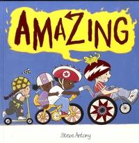 Steve Antony - Amazing.