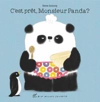 Steve Antony - C'est prêt, Monsieur Panda ?.
