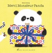 Steve Antony - Merci, Monsieur Panda.