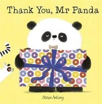 Steve Antony - Mr Panda  : Thank You, Mr Panda.