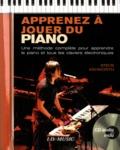 Steve Ashworth - Apprenez à jouer du piano - Une méthode complète pour apprendre le piano et tous les claviers électroniques. 1 CD audio