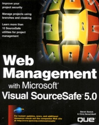 Aquileiatesalutat.it WEB MANAGEMENT WITH MICROSOFT VISUAL SOURCESAFE 5.0. Edition en anglais Image