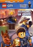Steve Behling - Lego City - Rejoignez la police.