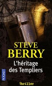 Steve Berry - L'héritage des Templiers.