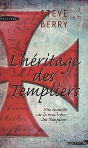 Téléchargement de livres audio gratuits sur ipod L'Héritage des Templiers (Litterature Francaise) 9782738225856 FB2 PDB iBook par Steve Berry