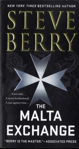 Steve Berry - The Malta Exchange.