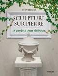 Steve Bisco - Sculpture sur pierre - 18 projets pour débuter.