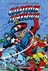 Steve Englehart et Sal Buscema - Captain America Intégrale : 1975.