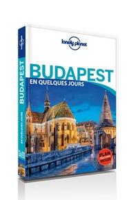 Steve Fallon et Anna Kaminski - Budapest en quelques jours. 1 Plan détachable