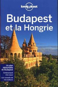 Steve Fallon et Anna Kaminski - Budapest et la Hongrie. 1 Plan détachable