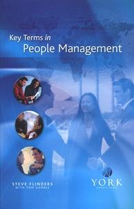 Steve Flinders - Key Terms in People Management.