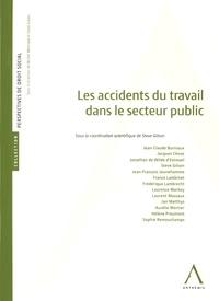 Steve Gilson - Les accidents du travail dans le secteur public.