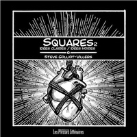 Steve Golliot-Villers - Squares 2 - Idées claires / idées noires.