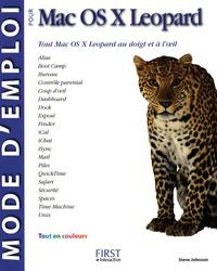 Steve Johnson - Mode d'emploi pour Mac OS X Leopard.
