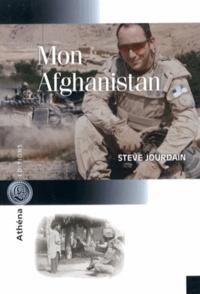 Steve Jourdain - Mon Afghanistan.
