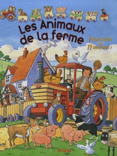 Steve Lavis - Les Animaux de la ferme.