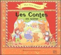 Steve Lavis et Sabine Minssieux - Les contes en scène.