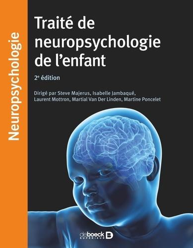 Traité de neuropsychologie de l'enfant 2e édition