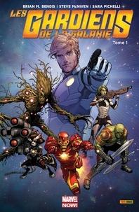 Steve Mc Niven et Brian Michael Bendis - Les Gardiens de la Galaxie Marvel Now T01.