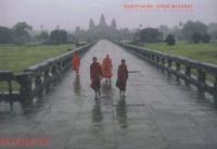 Steve McCurry - Sanctuaire - Les temples d'Angkor.