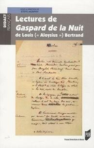 """Steve Murphy - Lectures de Gaspard de la Nuit de Louis (""""Aloysius"""") Bertrand."""